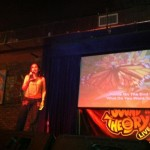 IgniteMiami. Blanca on Stage