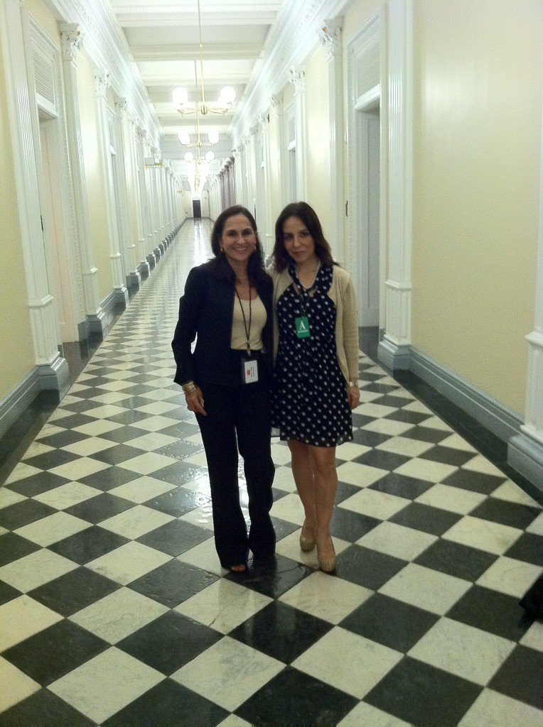 Latina-Bloggers-At-The-White-House